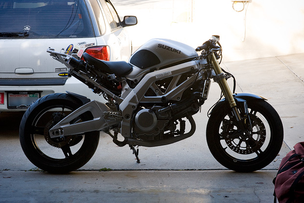 sv on it's own two wheels, neglected to post…