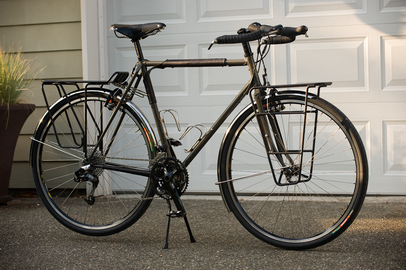 deciding to sell the Bianchi Volpe…