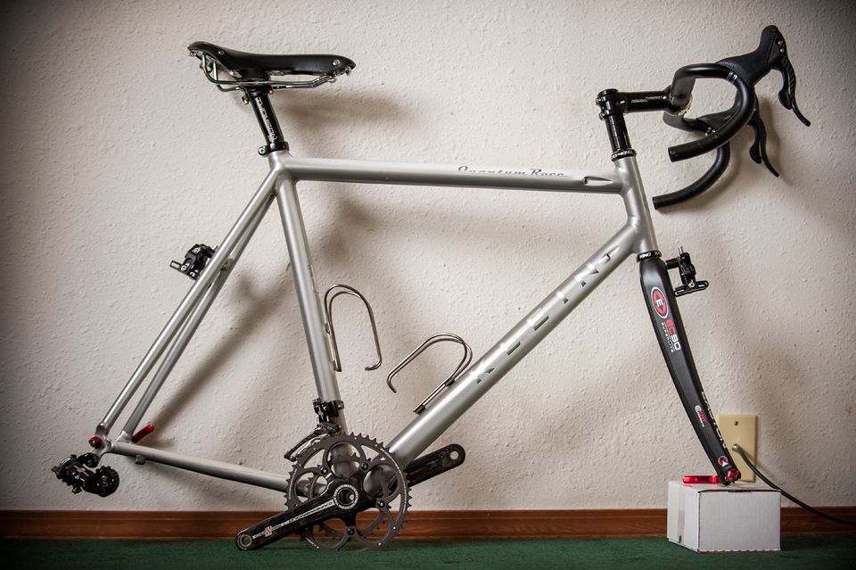 Campagnolo Record for the Klein…