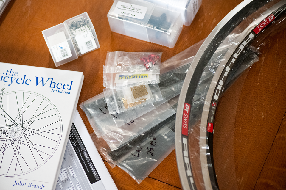 a wheelset for the Klein Quantum Race…