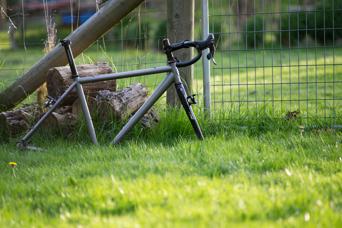 new bike, Scattante (Lynskey) Titanium Cross…