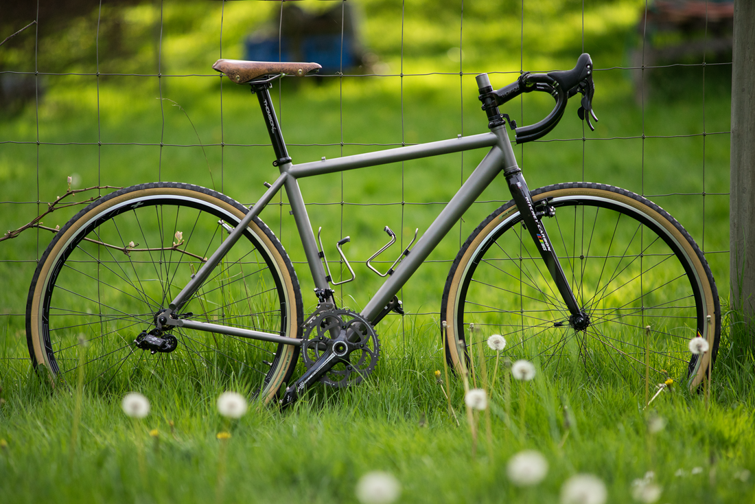 Scattante Ti Cross Gets Wheels + More Parts…